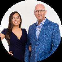 Tim and Sarah Caudill, MBA